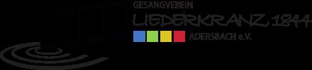 Gesangverein Liederkranz 1844 Adersbach e.V.